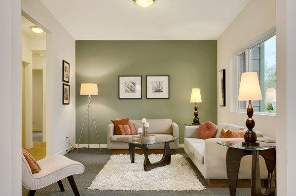 grey modern home