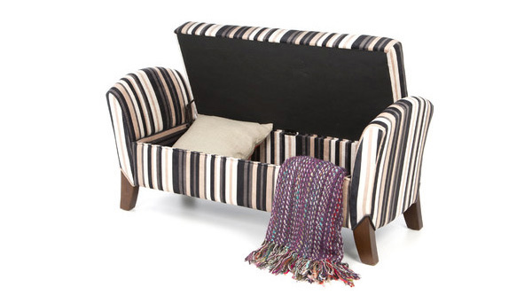 Superieur Striped Bench