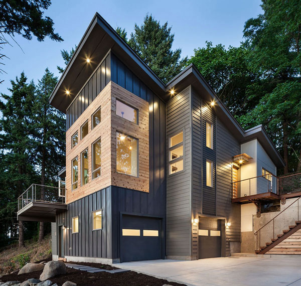 Oregon home design