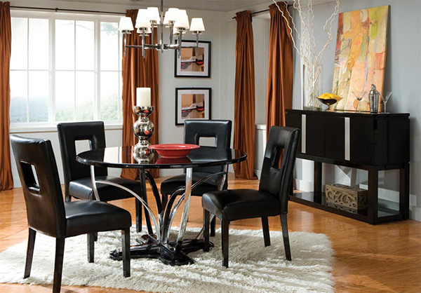 Classy dining furnitures