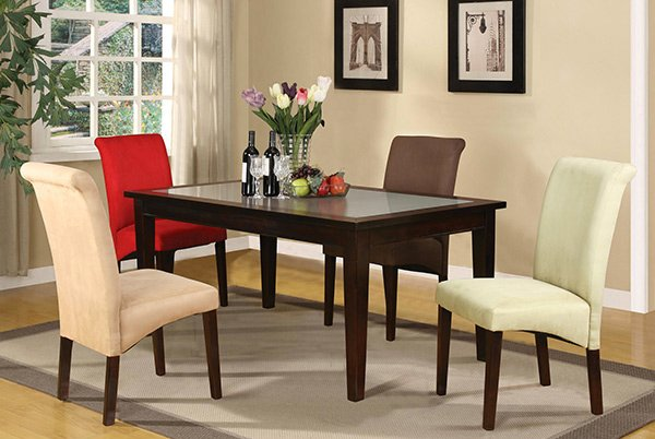 Multi Colored Dining Room Sets