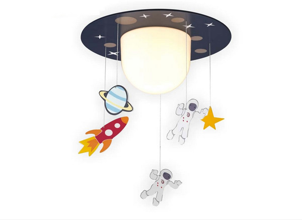 Mars Ceiling Light