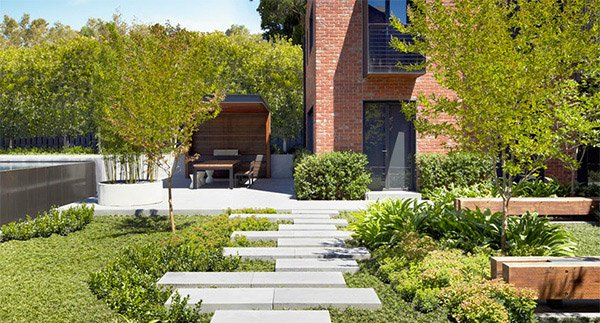 15 Modern Gardens to Extend Your Modern Home\'s Look | Home Design ...