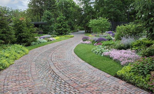 garden pathway designs