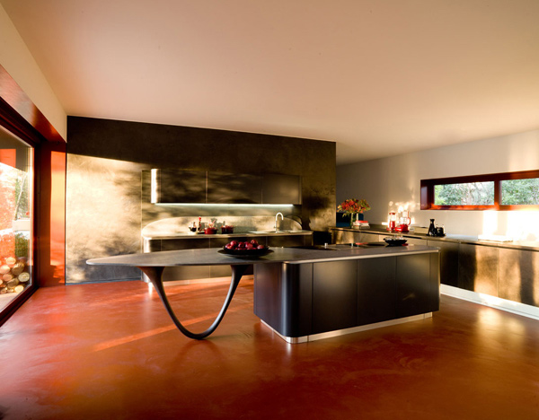Kitchen Designs Modern Homes