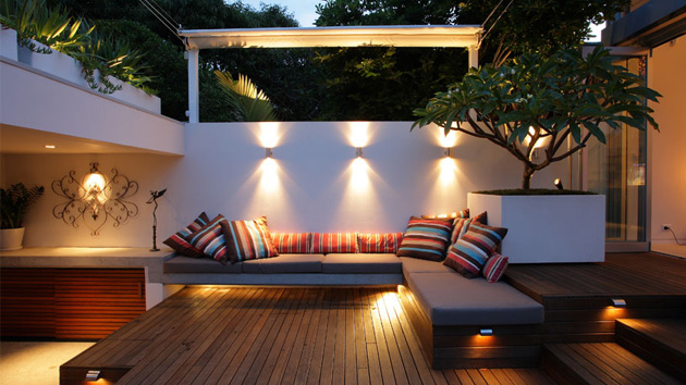 15 Modern And Contemporary Courtyard Gardens In The City Home
