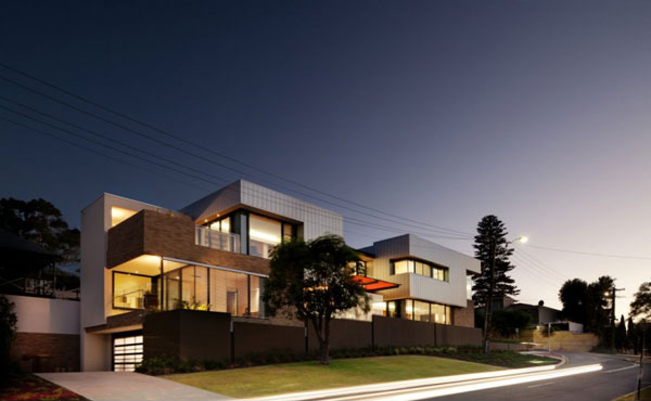 South Perth House design