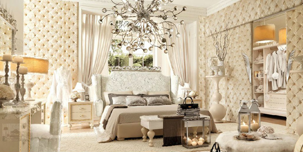 California Eclectic Decor Bedroom
