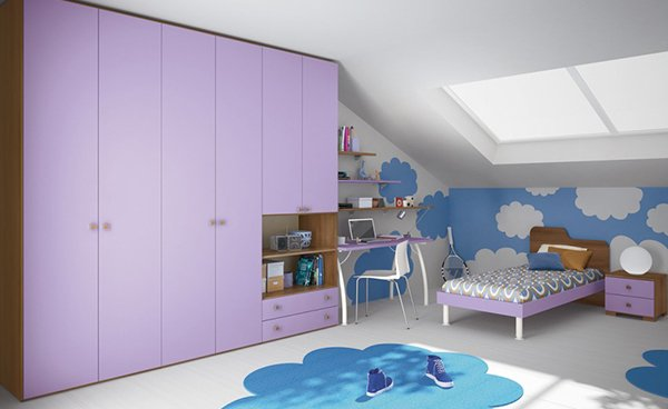 lilac furniture
