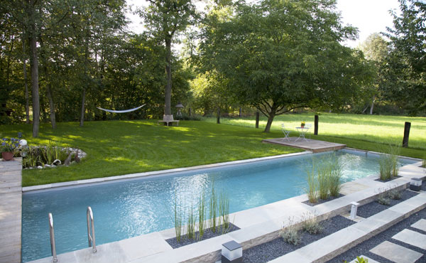 outdoor layout - Outdoor Backyard Pools
