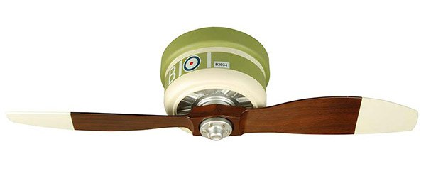 WarPlanes Ceiling Fan