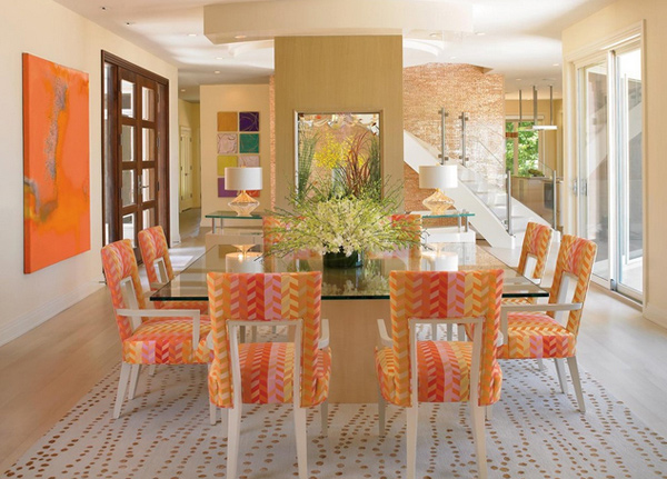 Download Orange Dining Room Accessories