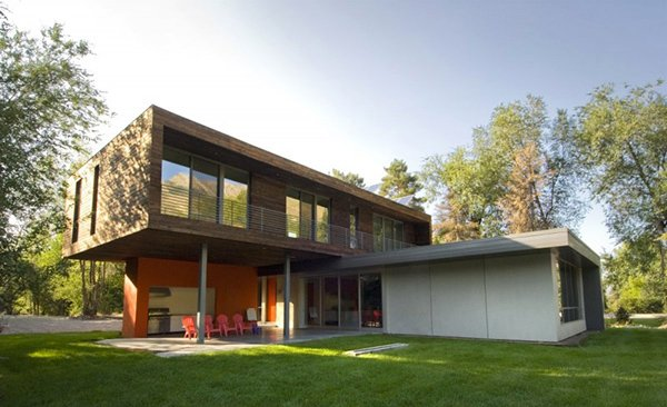 15 Intelligently Designed Cantilevered Houses | Home ...
