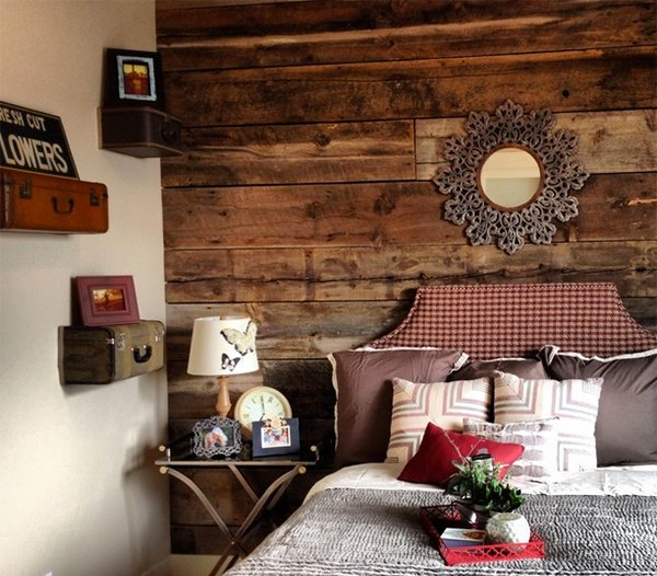 Model Home Bedroom Wood Portfolio