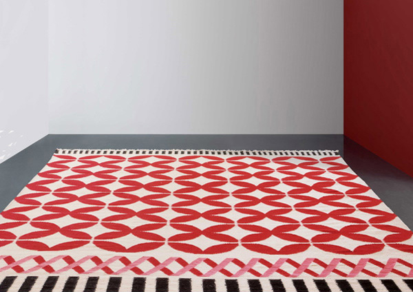 Reversible Colored Rugs