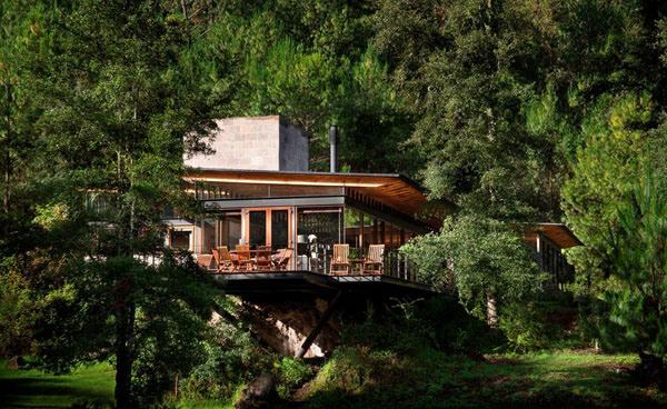 Panoramic home design