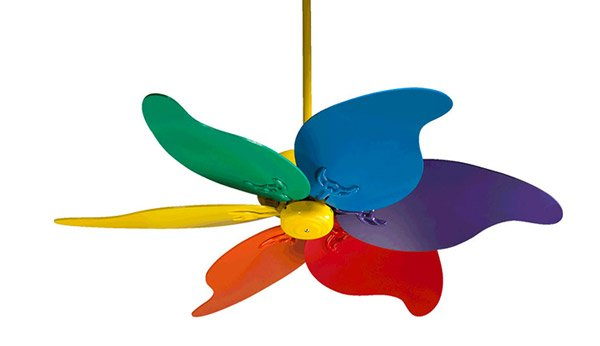 Quorum Pinwheel Ceiling Fan