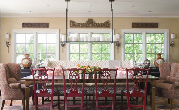 15 Cool Dining Room Ideas