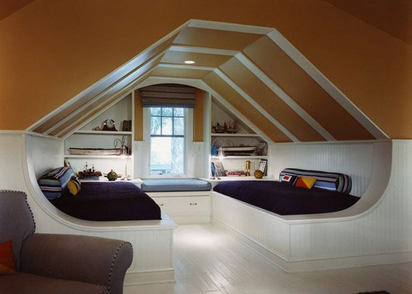 15 Interesting and Cool Bedroom Ideas | Home Design Lover
