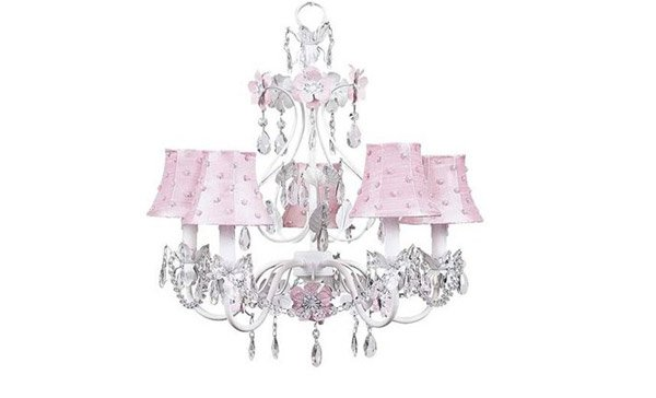 Light Flower Garden Chandelier
