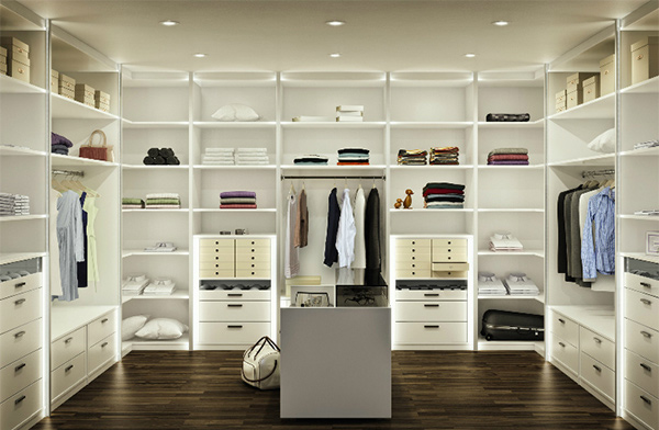 15 Walk-in Closets for Storing and Organizing Your Stuff ...