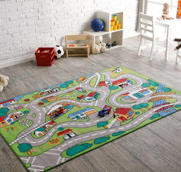 Country Fun Rug