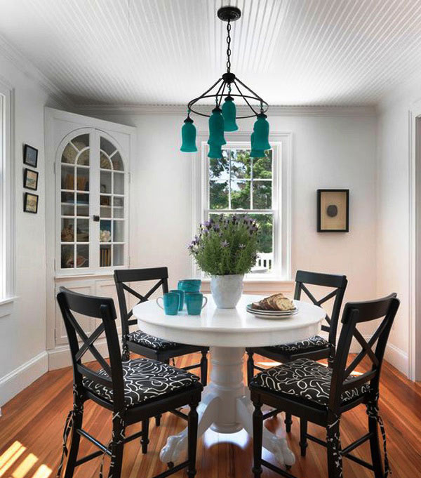 Unique Dining Room Ideas Part - 30: Stun With A Statement Piece