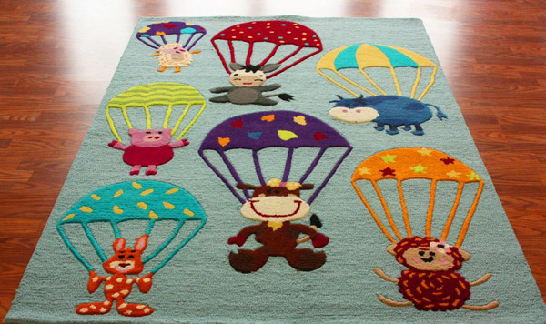 15 Kid S Area Rugs For More Enjoyable Playtime Home