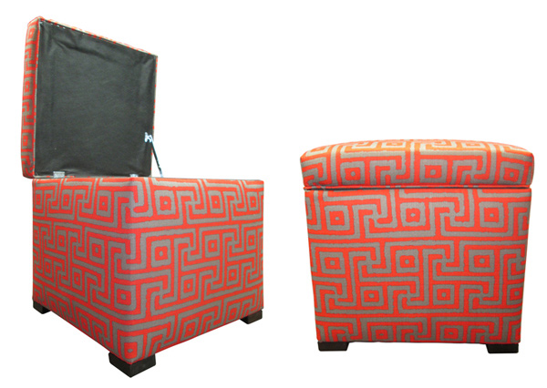 Bon Cube Storage Ottomans