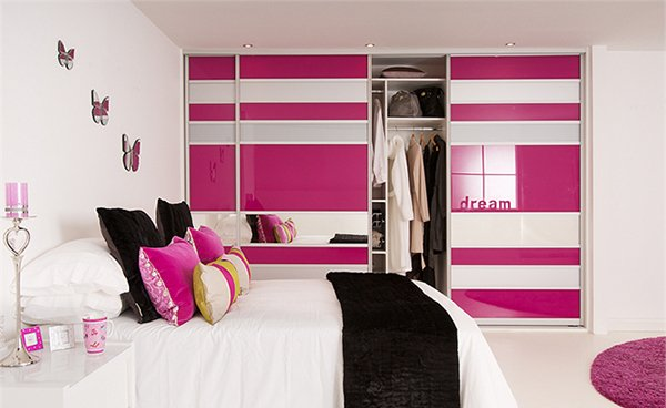 chic bedroom furnitures