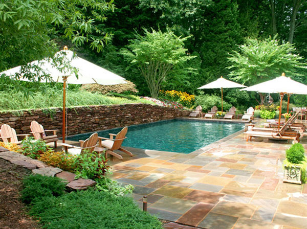 15 amazing backyard pool ideas home design lover for Pool designs under 30000