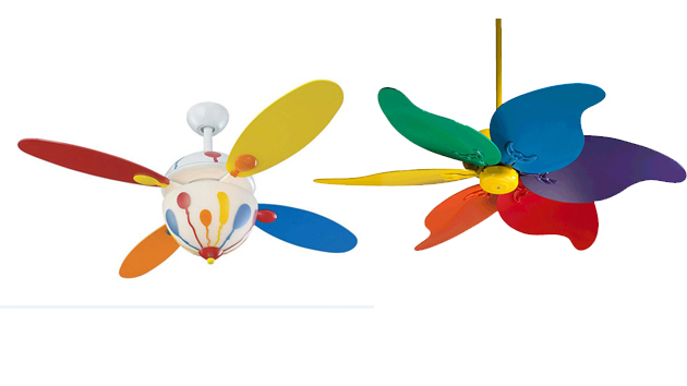 15 Childrens Ceiling Fans With Playful Designs