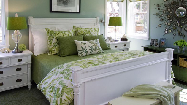green color bedroom ideas 20 bedroom color ideas home design lover 15476