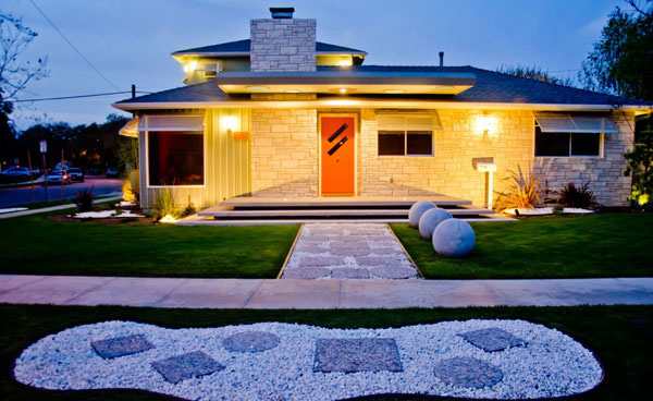 Remodeled House design