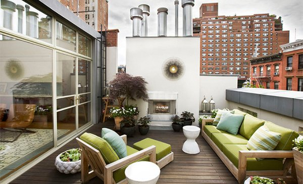 Terrace Building Design 15 modern and contemporary rooftop terrace designs | home design lover