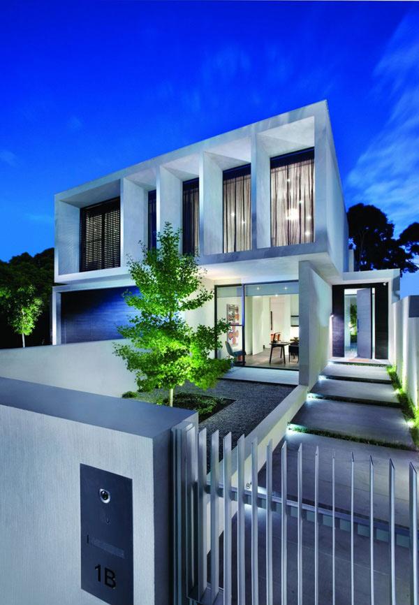 Malvern House design