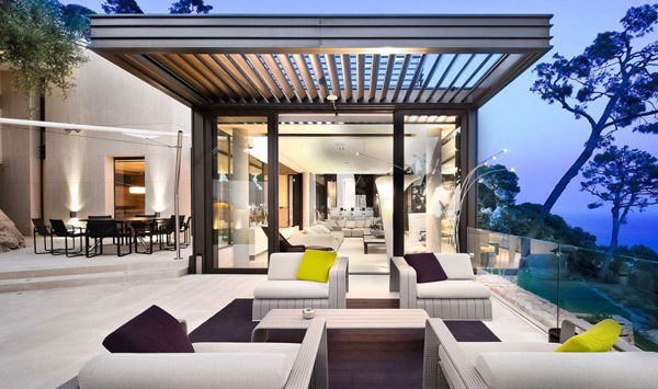 ly Showcase of 15 Terrace Design Ideas | Home Design r
