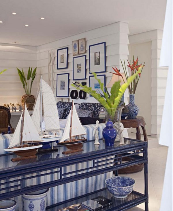Nautical Home Decorating Ideas