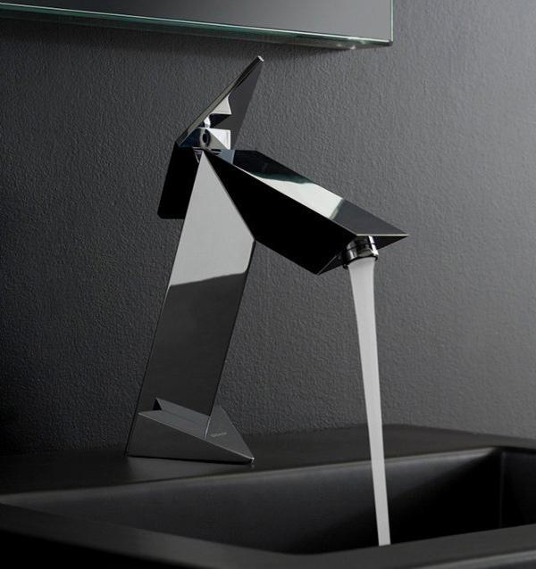 modern faucet