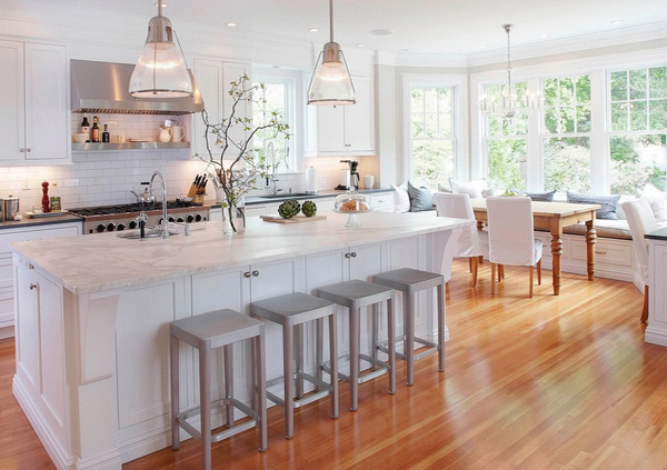 20 astounding dream kitchen designs | home design lover