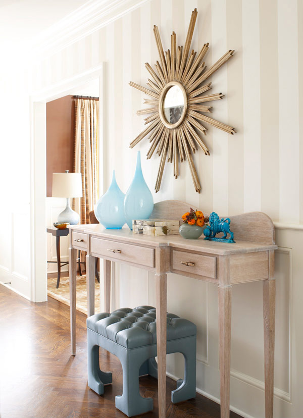 Chic Foyer Entrance