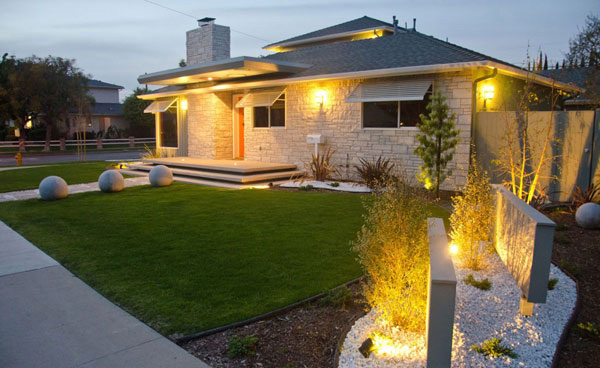 Remodeled House