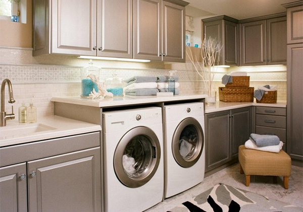 Home Laundry Areas