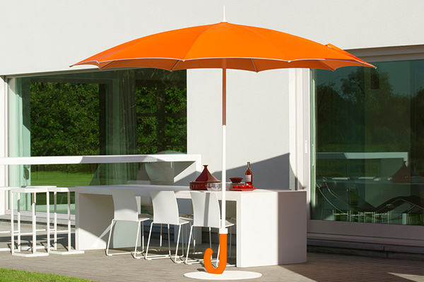 parasols outdoor spaces