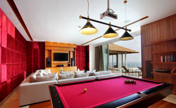 billiard set