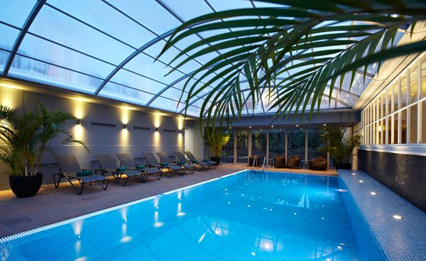 Marvelous Indoor Swimming Pools Design