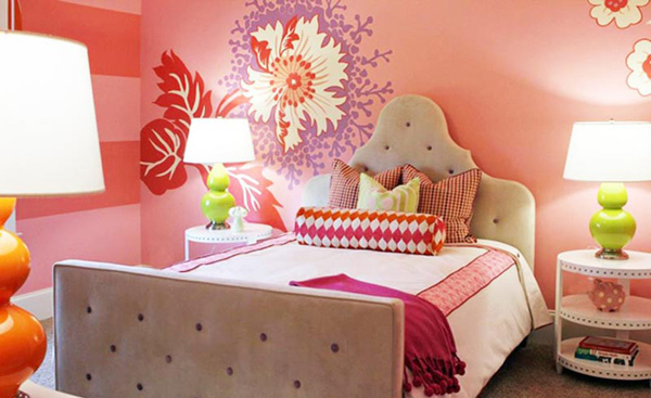 Cozy Biscuit Girl's Room