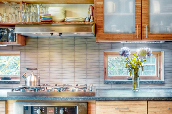 bamboo Plywood cabinets