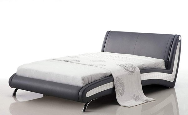15 Stylistic Curved Platform Beds Home Design Lover