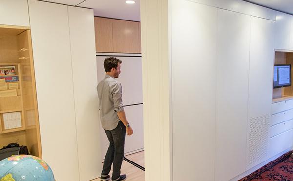 Modular Shelf Small Apartment